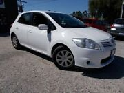 2012 Toyota Corolla ZRE152R MY11 Ascent White 4 Speed Automatic Hatchback Bayswater North Maroondah Area Preview
