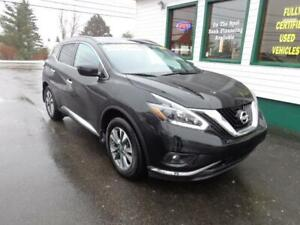 2018 Nissan Murano SV AWD LOADED for only $249 bi-weekly all in!