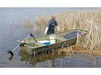 Lund Jon Boat - 14' and 16' Models Available - Hunting / Fishing