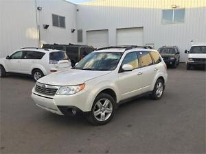 2010 subaru forester x Limited awd leather sunroof