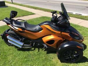 2011 CAN AM SPYDER RS-S