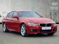 2016 BMW 3 Series 320D Xdrive M Sport 4Dr Step Auto Saloon Diesel Automatic