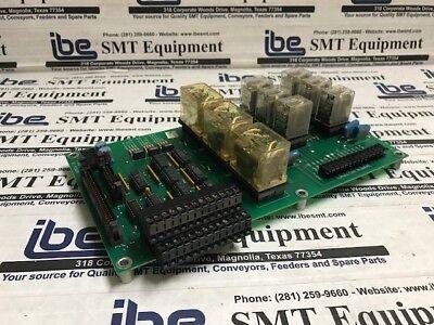 Electrovert Omniflo Circuit Board - 6-1860-122-01-1 - Ecc-122 W Warranty