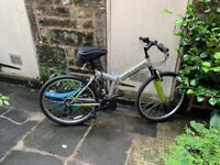 2 bicycles - £110 each cycle - tyre gel & soft seats