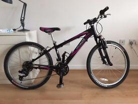 13.5in Specialized Hotrock bike 21 speed (gear) 24in wheels