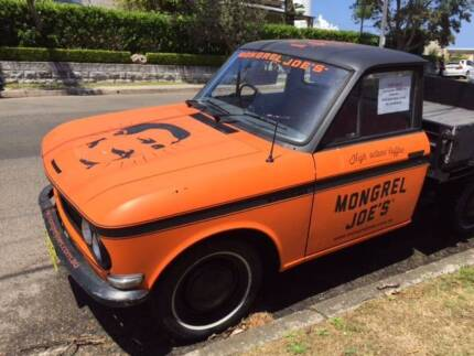 Vintage Datsun Vaucluse Eastern Suburbs Preview