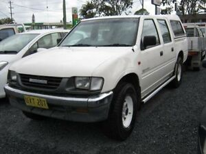 1998 Holden Rodeo R9 LX White Crewcab West Ballina Ballina Area Preview
