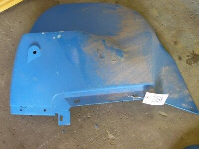 Ford Tractor Fender Left Extension Tag 2868