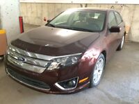 2012 Ford Fusion SEL : SEULEMENT 7620km !!!