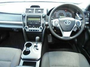 2012 Toyota Camry ASV50R Altise Silver 6 Speed Sports Automatic Sedan Welshpool Canning Area Preview