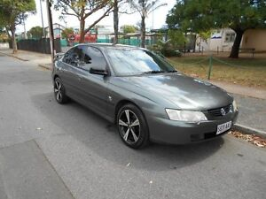 2003 Holden Commodore VY Executive Grey 4 Speed Automatic Sedan Somerton Park Holdfast Bay Preview