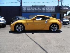 2009 Nissan 370Z Touring+BODY KIT+CHIPPED+CUSTOM EXHAUST