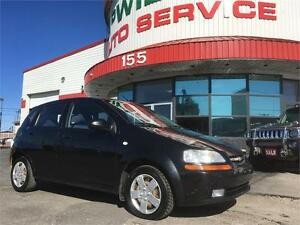 2007 Chevrolet Aveo LS Local Trade In! A/C Good Tires!
