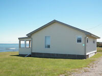 Oceanfront 3 bedroom, 1 bath cottage, Move-in ready