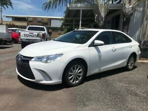 2016 Toyota Camry ASV50R Altise White 6 Speed Sports Automatic Sedan Winnellie Darwin City Preview