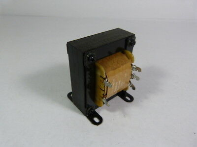 Stancor P-5016 Primary Filament Transformer Pri. 117v Insul. 2500v Used