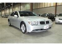 2004 BMW 7 Series 745i AS-IS