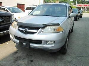 2005 Acura MDX DVD Player/Cruise Control/Navigation.