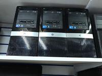 HP Pro 3130 MT Intel Core i3-550 @ 3.20GHz 4GB Ram 250GB HDD Win 7 PC