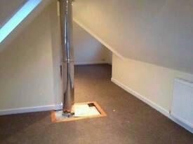 Carpet fitter vinyl fitting