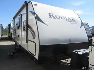 2017 28 FT DUTCHMEN RV KODIAK EXPRESS 255 BHSL TRAVEL TRAILER