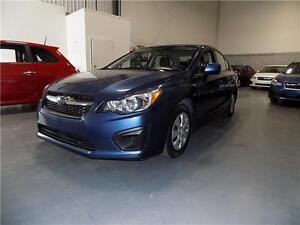 2013 Subaru Impreza 2,0i