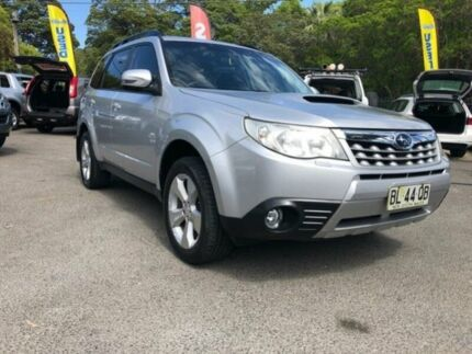 2011 Subaru Forester MY10 XT Silver 5 Speed Manual Wagon Sutherland Sutherland Area Preview