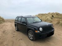 JEEP PATRIOT 2.0 CRDI SPORT 4X4 Black