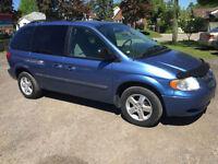 2007 Dodge Caravan SXT Minivan, 7 seats. Kitchener / Waterloo Kitchener Area Preview