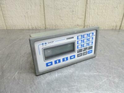 Uniop Md03r-02-0042 Operator Interface Panel Lcd Display 24v