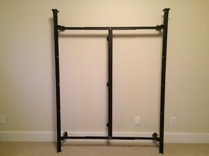 Heavy duty steel bed frames king to twin