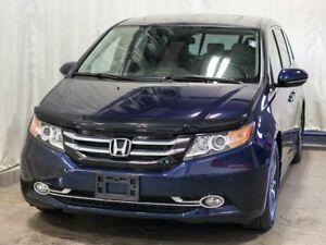 2016 Honda Odyssey Touring 8-Passenger Van w/ Rear DVD, Navigati