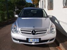 2007 Mercedes-Benz R320 CDI V251 MY2008 Silver 7 Speed Sports Automatic Wagon Petersham Marrickville Area Preview