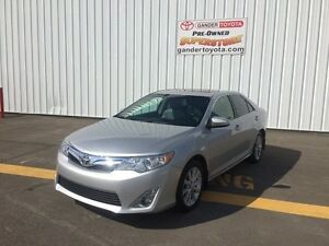 2014 Toyota Camry XLE 4y/100,000 km