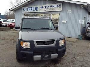 2005 Honda Element w/Y Pkg Fully Certified and Etested!