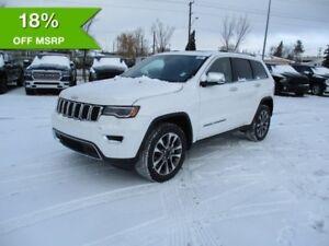 2018 Jeep Grand Cherokee 4X4 LIMITED                  Save 18% O