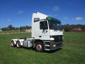 MERCEDES ASTROS 2643 PRIME MOVER TRUCK Pickering Brook Kalamunda Area Preview