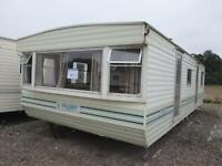 Static Caravan Mobile home Willerby Herald 28x12x2 bed SC5046