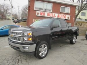 2015 Chevrolet Silverado 1500 2LT, As low as $253 Bi weekly, OAC