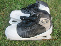 652 CCM TACKS GOALIE SKATES