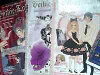 Gothic Lolita Bibles English and Japanese Plus Art Book