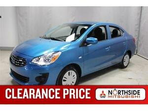 NEW 2017 Mitsubishi Mirage G4 ES on Sale! Was $17,398