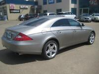 2006 Mercedes-Benz CLS-500 5.0L, Power and Style
