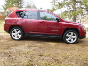 REDUCED 2014 Jeep Compass