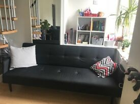 Brand new modern double sofa bed