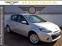 RENAULT CLIO 1.1 EXPRESSION PLUS 16V 5d 75 BHP (silver) 2012