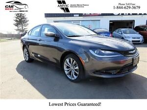2015 Chrysler 200 SPORT | SEDAN | BLUETOOTH