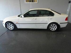 2000 BMW 323I White 5 Speed Manual Sedan Woodridge Logan Area Preview