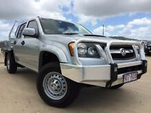 2011 Holden Colorado  Sterling Silver 5 Speed Manual Garbutt Townsville City Preview