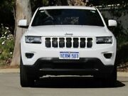 2014 Jeep Grand Cherokee WK MY2014 Laredo 4x2 White 8 Speed Sports Automatic Wagon Kalamunda Kalamunda Area Preview